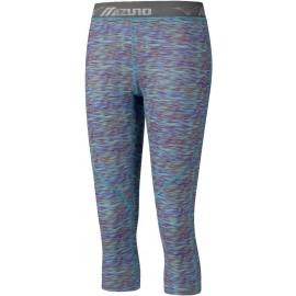 Mizuno IMPULSE 3/4 PR TIGHT W - Dámské elastické 3/4 kalhoty