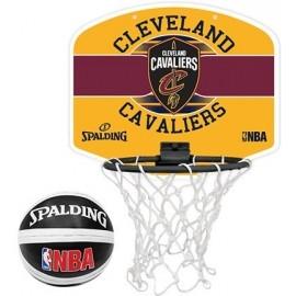 Spalding NBA MINIBOARD CLEVELANS CAVALIERS - Basketbalový koš