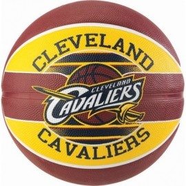 Spalding NBA TEAM BALL CLEVELAND CAVALIERS - Basketbalový míč