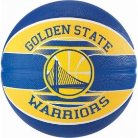 Spalding NBA TEAM BALL GOLDEN STATE WARRIORS - Basketbalový míč