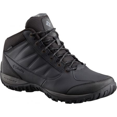 Columbia RUCKEL RIDGE CHUKKA OH WP - Pánská outdoorová obuv