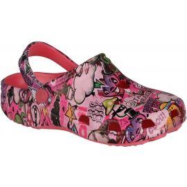 Coqui BIG FROG PRINTED - Dětské sandály