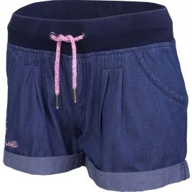Willard TANIA - Dámské šortky džínového vzhledu