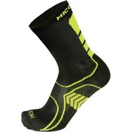Mico LIG WEIGHT MID BIKE - Funkční cyklistické ponožky