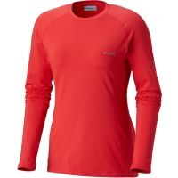 Columbia TITANIUM OH3D KNIT CREWW TOP