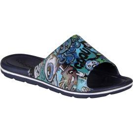 Coqui PRINTED - Dětské pantofle