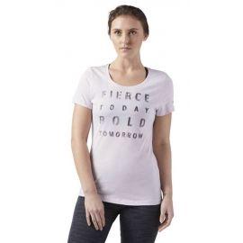 Reebok WOMENS OPP 4 - Dámské sportovní tričko