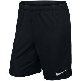 Nike YTH PARK II KNIT SHORT NB - Chlapecké fotbalové kraťasy