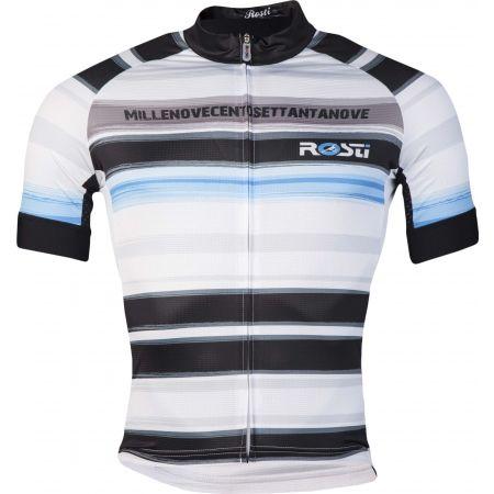 Rosti RIGA 2 DL ZIP - Pánský  cyklistický dres