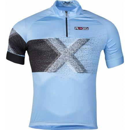 Rosti X KR ZIP - Pánský cyklistický dres