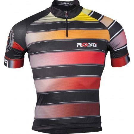 Rosti RIGA 1 KR ZIP - Pánský cyklistický dres