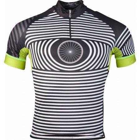 Rosti EYE KR ZIP - Pánský cyklistický dres
