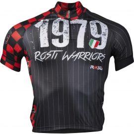 Rosti WARRIOR KR ZIP - Pánský cyklistický dres
