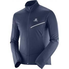 Salomon RS SOFTSHELL JKT M - Pánská softshell bunda
