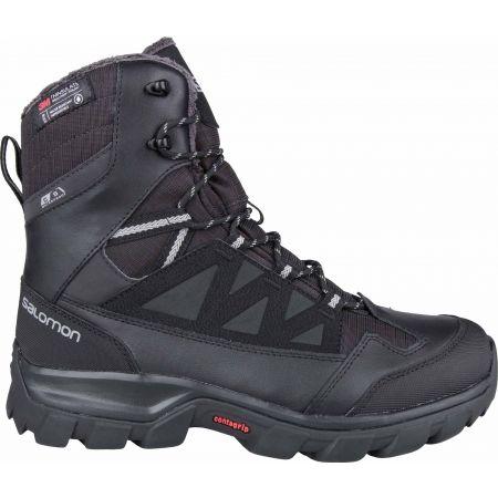 Pánská zimní obuv - Salomon CHALTEN TS CSWP - 2