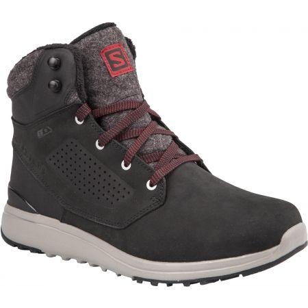 Salomon UTILITY WINTER CS WP - Pánská zimní obuv