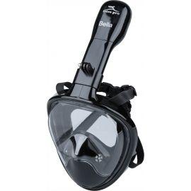 Dive pro BELLA MASK BLACK - Šnorchlovací maska