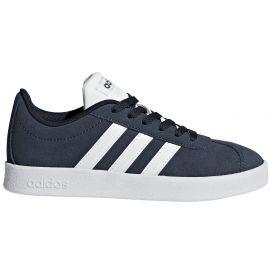 adidas VL COURT 2.0 K - Dětská volnočasová obuv