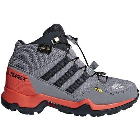 adidas TERREX MID GTX K - Dětská outdoorová obuv