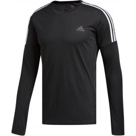 adidas RUN 3S LS M - Pánské tričko
