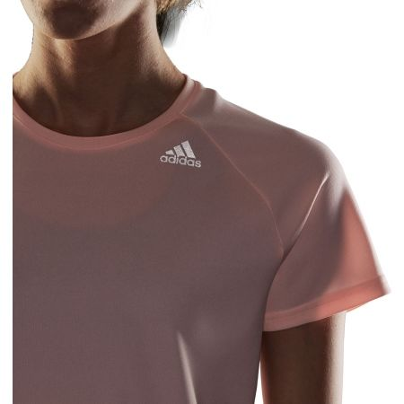 Dámské triko - adidas D2M TEE LOSE - 6