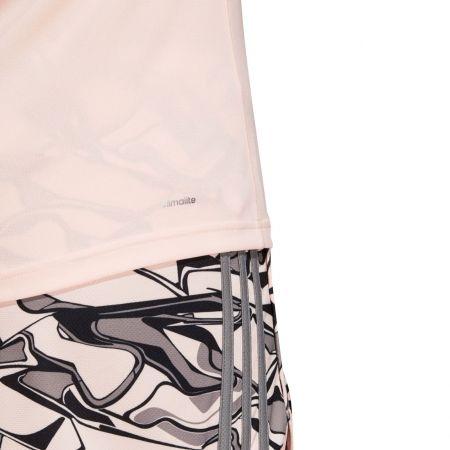 Dámské triko - adidas D2M TEE LOSE - 8