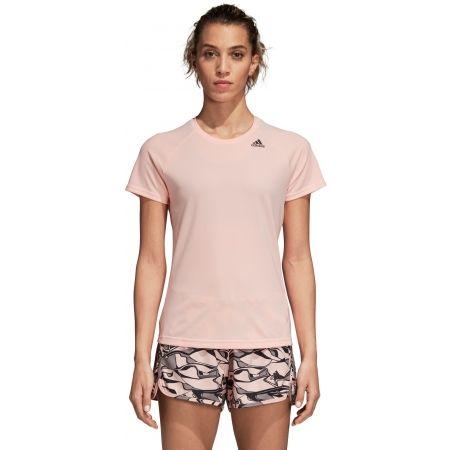 Dámské triko - adidas D2M TEE LOSE - 2