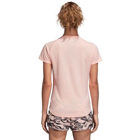 Dámské triko - adidas D2M TEE LOSE - 4
