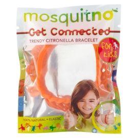 Mosquitno CITRONELLA BRACELET CONNECTED KIDS - Silikonový náramek