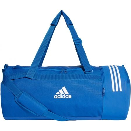 Sportovní taška - adidas CONVERTIBLE 3-STRIPES DUFFEL LARGE - 1