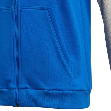 Chlapecká mikina - adidas COMMERCIAL PACK FULL ZIP HOODIE - 3