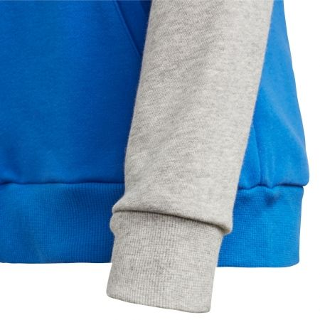 Chlapecká mikina - adidas COMMERCIAL PACK FULL ZIP HOODIE - 4