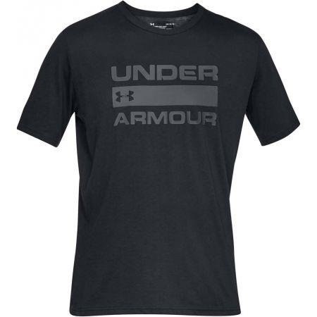 Under Armour TEAM ISSUE WORDMARK SS - Pánské triko