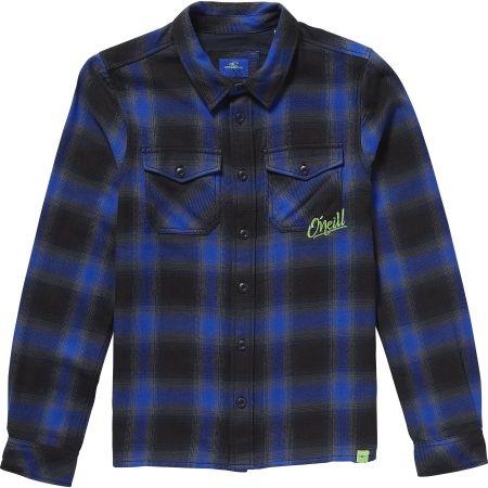 O'Neill LB VIOLATOR FLANNEL SHIRT - Dětská košile