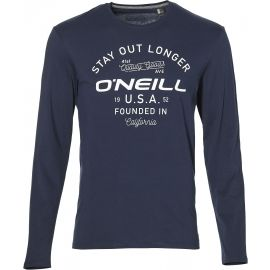 O'Neill LM STAY OUT L/SLV T-SHIRT - Pánské triko s dlouhým rukávem