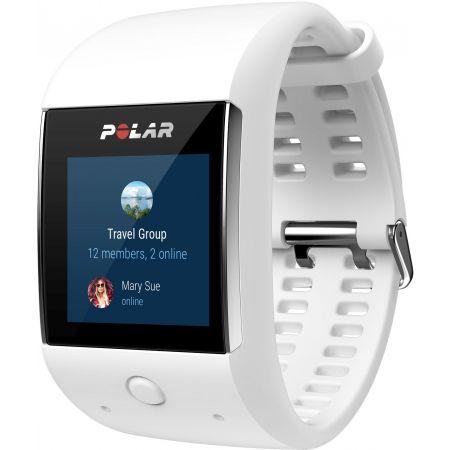 Sportovní hodinky - POLAR M600 - 9