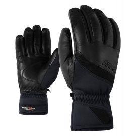 Ziener KALIFORNIA GWS PR LADY BLACK - Dámské lyžařské rukavice