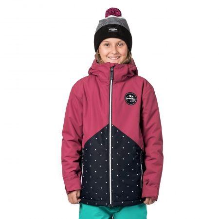 Horsefeathers JUDY KIDS JACKET - Dívčí snowboardová/lyžařská bunda