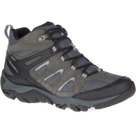 Merrell OUTMOST MID VENT GTX - Pánské outdoorové boty
