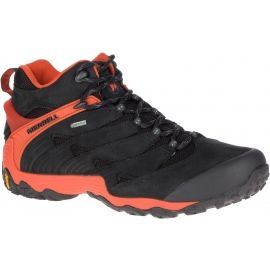 Merrell CHAM 7 MID GTX - Pánské outdoorové boty
