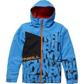 O'Neill PB HUBBLE JACKET - Chlapecká lyžařská/snowboardová bunda