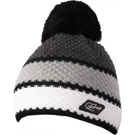 R-JET HRUBĚ PLETENÁ 3P - Pánská hrubě pletená čepice