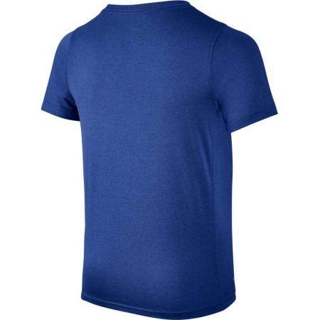 Chlapecké tričko - Nike B NK DRY TEE SS SWOOSH SOLID - 2