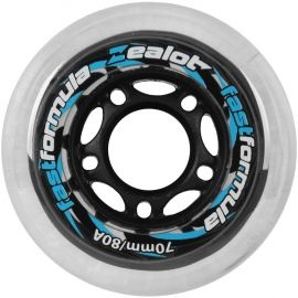 Zealot WHEELS 70X24MM - Sada 4 koleček