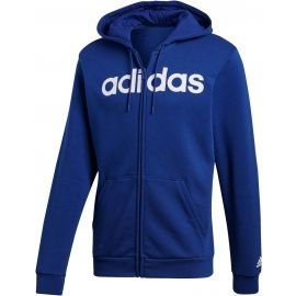 adidas COMMERCIAL LINEAR FULL-ZIP HOODIE