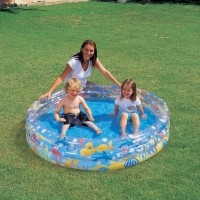 Bestway DEEP DIVE RING POOL
