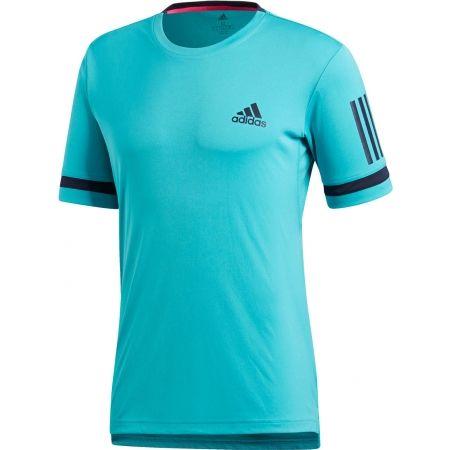 Pánské triko - adidas CLUB 3STR TEE - 1
