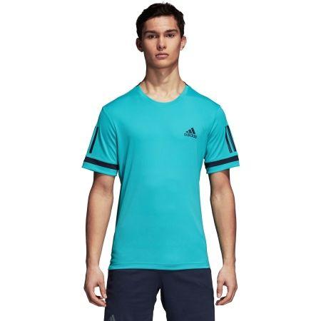 Pánské triko - adidas CLUB 3STR TEE - 2
