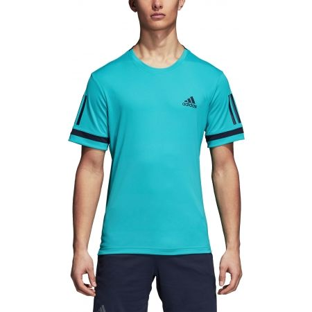 Pánské triko - adidas CLUB 3STR TEE - 5