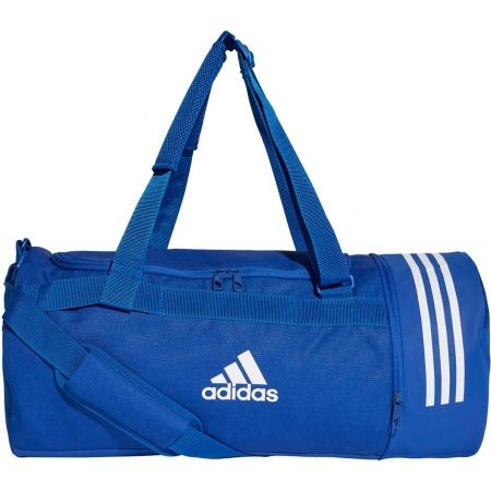 Sportovní taška - adidas CONVERTIBLE 3-STRIPES DUFFEL MEDIUM - 1